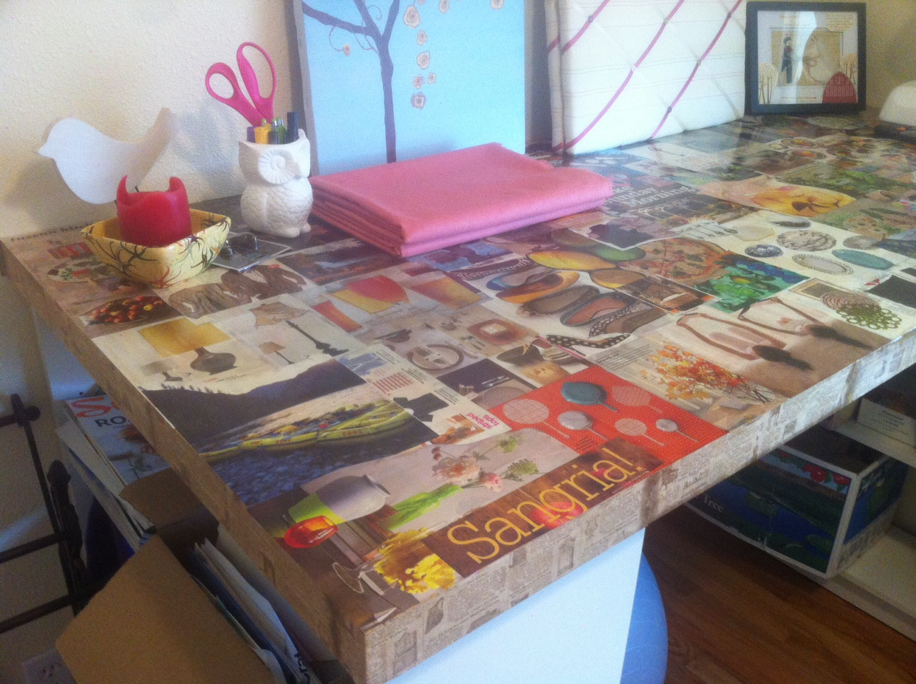 craft table ideas pinterest decoupage table decoupage and tables on 4086
